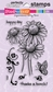 Stampendous Perfectly Clear Stamps - Daisy Thanks
