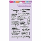 Stampendous Perfectly Clear Stamps - Discover Today