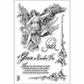 Stampendous Perfectly Clear Stamps - Excelsis Deo