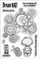 Stampendous Perfectly Clear Stamps - Gears Kiddo