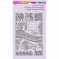 Stampendous Perfectly Clear Stamps - Penpattern Tile
