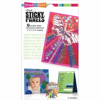 """Stampendous  Sticky Panels 4.25""""x5.5"""""""