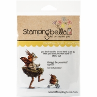 Stamping Bella Cling Rubber Stamp - Always Be Yourself