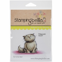 Stamping Bella Cling Rubber Stamp - Princess