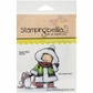Stamping Bella Cling Rubber Stamp - Snow Pals