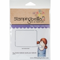 Stamping Bella Cling Stamp - Anabelle Needs Your Address