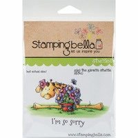 Stamping Bella Cling Stamp - Gigi The Giraffe Stuffie