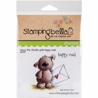 Stamping Bella Cling Stamp - Harry Has Happy Mail