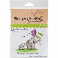 Stamping Bella Cling Stamp - I'll Always Have Your Back Stuffies