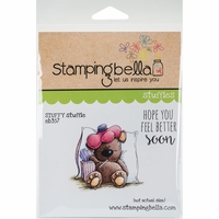 Stamping Bella Cling Stamp - Stuffy Stuffie