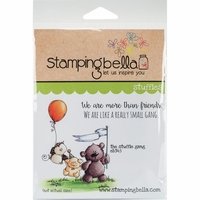 Stamping Bella Cling Stamp - The Stuffie Gang