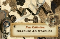 Graphic45 Staples Collection