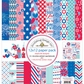 Doodlebug Stars & Stripes Collection