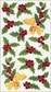 Sticko Christmas Stickers - Holly And Berries