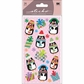Sticko Christmas Stickers - Polkadot Penguins