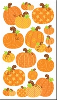 Sticko Harvest Stickers - Pumpkins