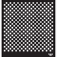 "Sunrise Sunset Prima Designer Stencil 12""x12"" - Checker"
