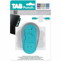We R Memory Keepers Tab Punch - File