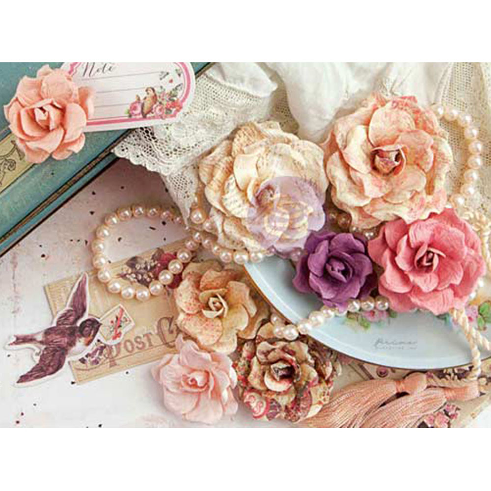 Tales Of You & Me Flowers - Je Suis Amoureuse 1.25