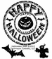 Technique Tuesday Clear Stamps - Halloween Seal