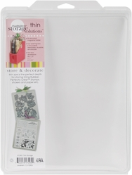 Stampendous Stuftainers Storage - Thin - Click to enlarge