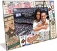 "Ticket Collage 4""x6"" Picture Frame - Baltimore Orioles"