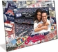 "Ticket Collage 4""x6"" Picture Frame - Cleveland Indians"