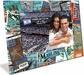 "Ticket Collage 4""x6"" Picture Frame - Florida Marlins"
