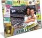 """Ticket Collage 4""""x6"""" Picture Frame - Oakland Athletics"""