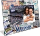 "Ticket Collage 4""x6"" Picture Frame - Seattle Mariners"