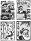 Tim Holtz Cling Rubber Stamp Set - Holiday Collections