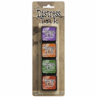 Tim Holtz Distress Mini Ink Kits
