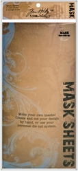 Tim Holtz Idea-Ology Mask Sheets - Click to enlarge