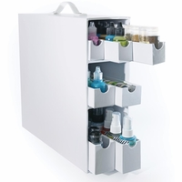 Totally-Tiffany Stash And Store Storage Case - Sparkle, Sprinkle & Spray Case