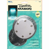 Transform MASON LED Lighted Lid Insert