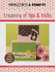 Treasury Of Tips & Tricks By Leisure Arts - Click to enlarge