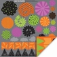 Trick Or Treat 3D Roll Up - Flower Die-Cuts