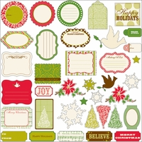 Twinkle Shimmer Diecuts