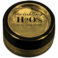 Twinkling H2O's Shimmering Watercolors - Solar Gold