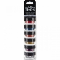 Twinkling H2O's Shimmering Watercolors Kit - Passion