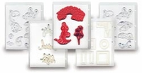Unmounted Stamp Case Refill Pockets