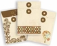 Up, Up & Away Embellishment Pack-Printed Envelopes