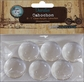 Vintage Collection Acrylic Cabochons 1""