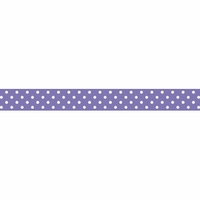 Doodlebug Washi Tape - Lilac Swiss Dot