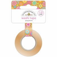 Washi Tape - Spring Blooms