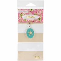 Websters Pages Charm Embellishment