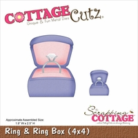 CottageCutz Wedding Craft Dies