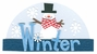 Winter Themed Scrapbooking Items
