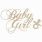 Wood Flourishes - Baby Girl