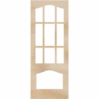 Wood Flourishes - Decorative Door Frames